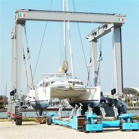 boat lift manufacturers mobile boat hoist supplier boat lift crane manufacturer
