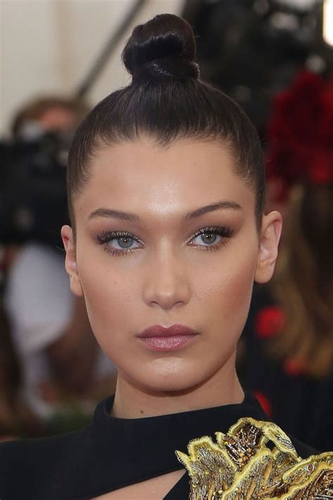 hairstyles for surgery bella hadid before and after editor get the look and