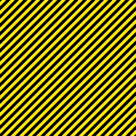 Black Yellow yellow black horizontal stripes yellow black