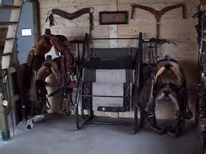 saddle rack stall
