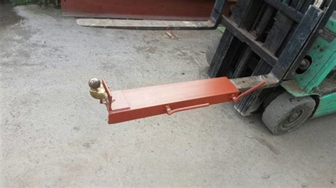 boat trailer quick release forklift trailer ball hitch attachment quick release for
