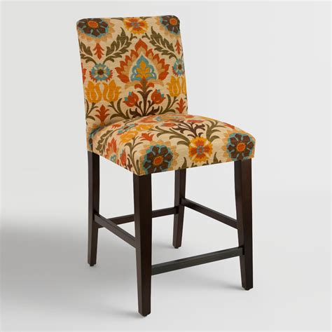 Upholstered Counter Chairs by Adobe Santa Kerri Upholstered Counter Stool World