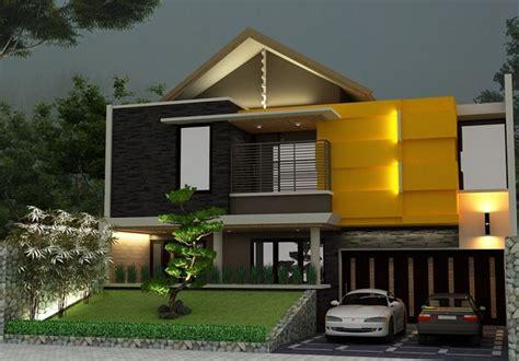 desain rumah jaman sekarang gambar arsitektur rumah minimalis mewah modern rumah