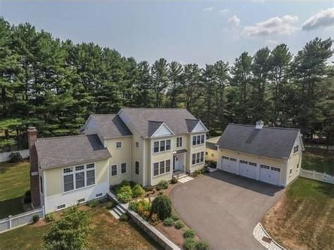 homes for sale in holliston and hopkinton and nearby
