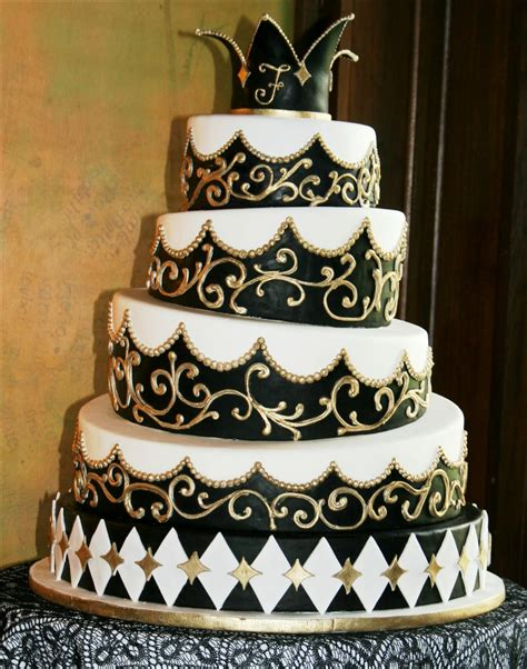 Black And White Wedding Cakes by Wedding Cakes Black And White