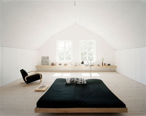 simple  chic minimalist bedrooms