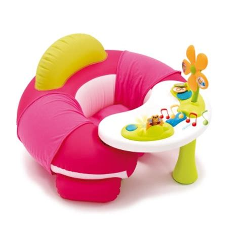 siege gonflable smoby si 232 ge gonflable cosy seat cotoons jeux et jouets
