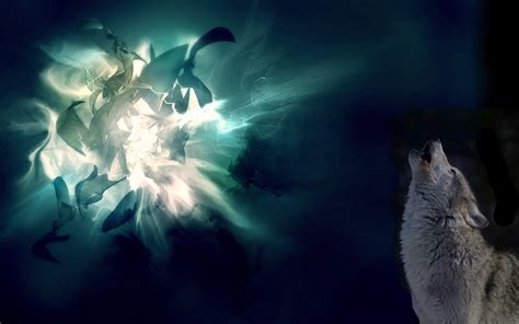 wallpaper abstract wolf abstract howling wolf abstract wolf hd wallpaper 3d and