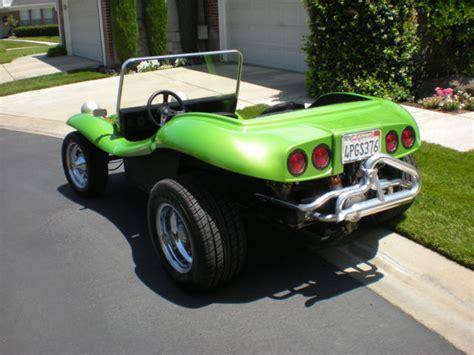 manx style buggy meyers manx style dune buggy no reserve