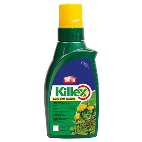 killex concentrate lawn weed control ortho
