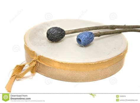 Handmade Drum - handmade drum royalty free stock image image 1043516