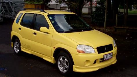 2001 Suzuki Ignis 2001 Suzuki Ignis 1 No Reserve Cash4cars Cash4cars