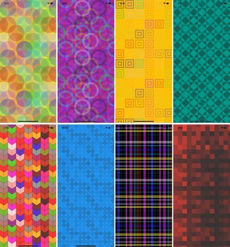 geometric patterns  flutter  custompainter
