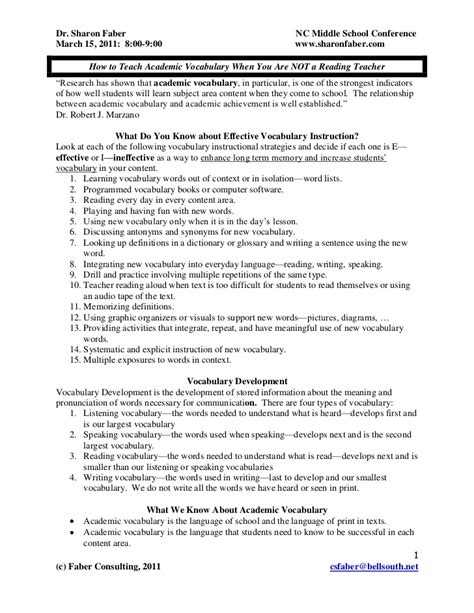 research paper vocabulary ac505 study 1