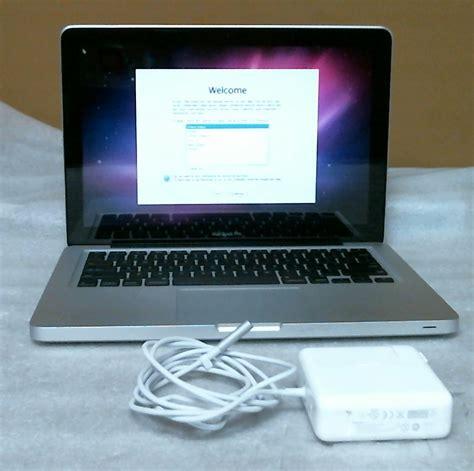Laptop Apple Pro I5 apple macbook pro 13 3 quot laptop intel i5 2 3ghz 4gb ram 320gb hdd mc700ll a ebay