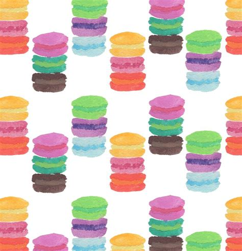 macarons pattern pink 17 best images about macaron art on pinterest macaroons