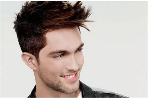 mens short in back long in front hairstyles mens haircuts short in back long in front mens