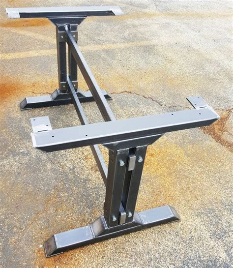 metal x table legs best 25 metal table legs ideas on diy metal