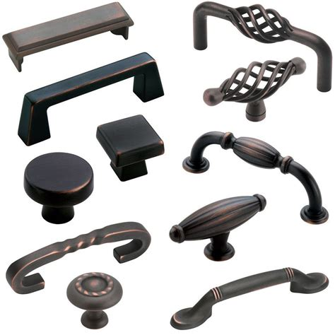 amerock kitchen cabinet pulls amerock deals rubbed bronze cabinet hardware knobs