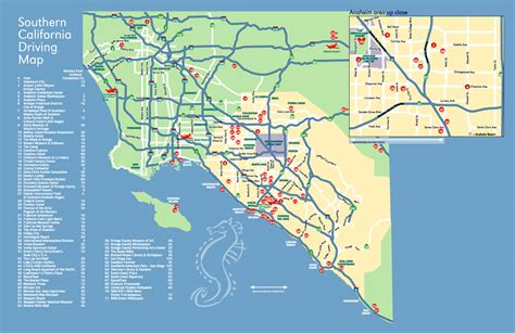 california map driving california driving map california map