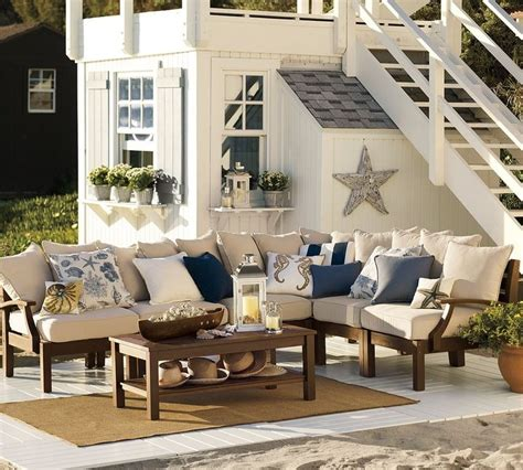 nautical patio home decor pinterest