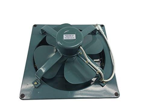 professional airtech grade fan professional grade products 9800514 shutter exhaust