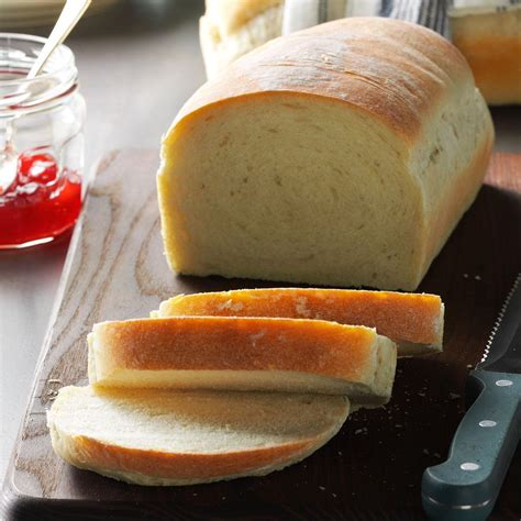 white house loaf recipe basic bread recipe taste of home