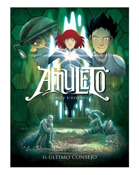 libro amulet amuleto 4 la editorial com 250 n