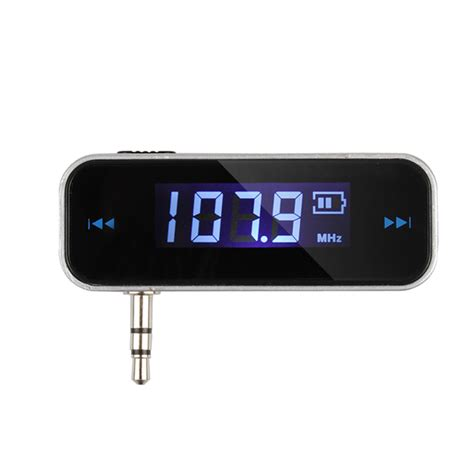 Fm201 Fm Audio 3 5mm Stereo Mini Wireless Transmitter mini wireless transmitter 3 5mm in car audio fm transmitter for iphone 4 5 6 6s plus