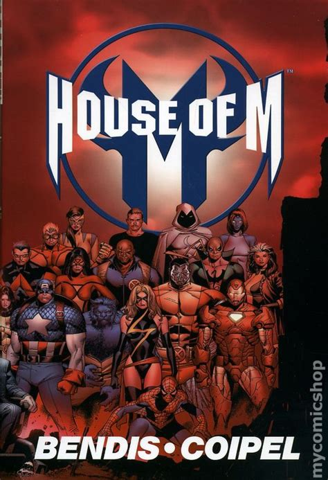 Marvel House Of M house of m hc 2008 marvel comic books
