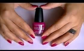 painting nails montana most popular tutorials beautylish