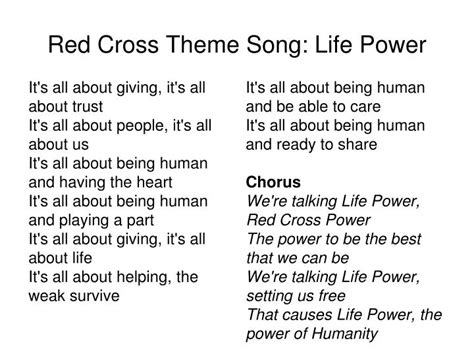 theme songs life ppt ikrar lambang bendera lagu powerpoint