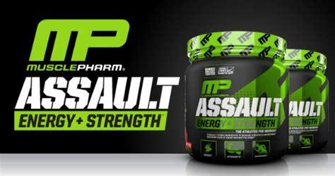 Suplemen Fitness Mp Assault Musclepharm 30 Serving Suplemen For jual suplemen mp assault