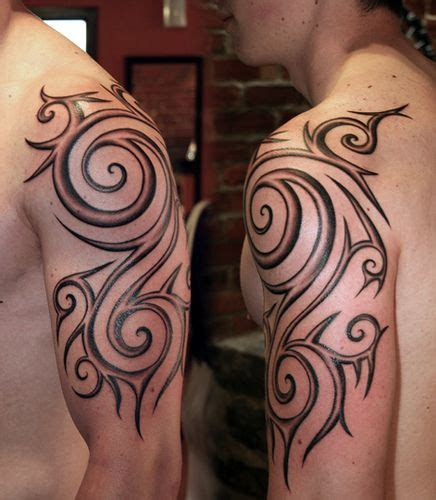 complex tribal tattoos collection of 25 celtic and tribal tattoos on biceps