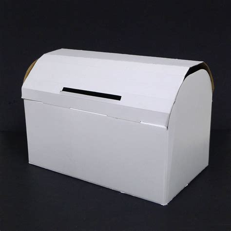 Card Warehouse Gift Boxes - cardboard wishing well gift card treasure box money box ebay