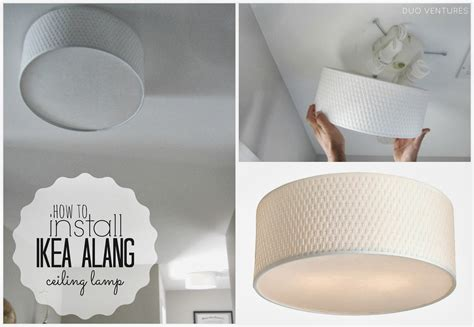 ikea ceiling lights uk duo ventures how to install ikea alang ceiling l