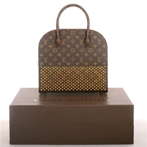 Introducing Christian Louboutins Handbag Pursed by Louis Vuitton Monogram Iconoclasts Christian Louboutin