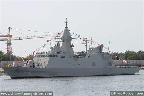 Abudhabi Navy baynunah class corvette al hesen al dhafra mezyad uae navy