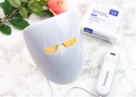 does neutrogena light therapy acne mask work review neutrogena light therapy acne mask does it