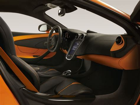 orange mclaren interior 2017 ventura orange mclaren 570s immaculate conceptions