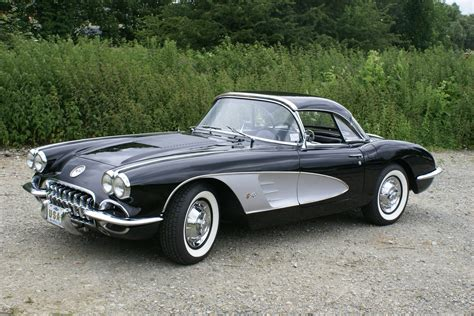 1958 corvette hardtop for sale claremont corvette 187 1958 corvette c1 283 v8 detachable