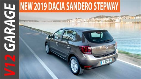 Garage Redesign by Wow 2019 Dacia Sandero Stepway Specs Review And Redesign