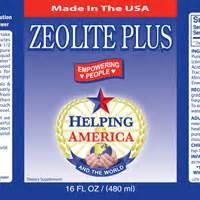 Zeolite Detox Hoax zeolite detox scam or zeo right