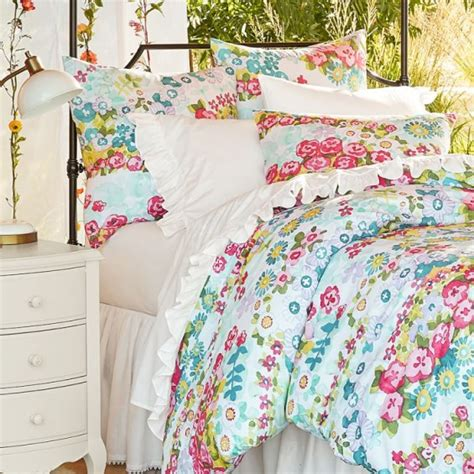 teen floral bedding pottery barn teen bedding sale save 20 on trendy bedding