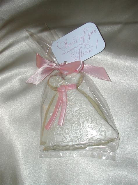 Wedding Shower Favors by Cookie Bridal Shower Favors Lettering Studio