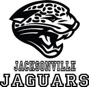 Jaguar Football Logo Jacksonville Jaguars Football Logo Name Custom By