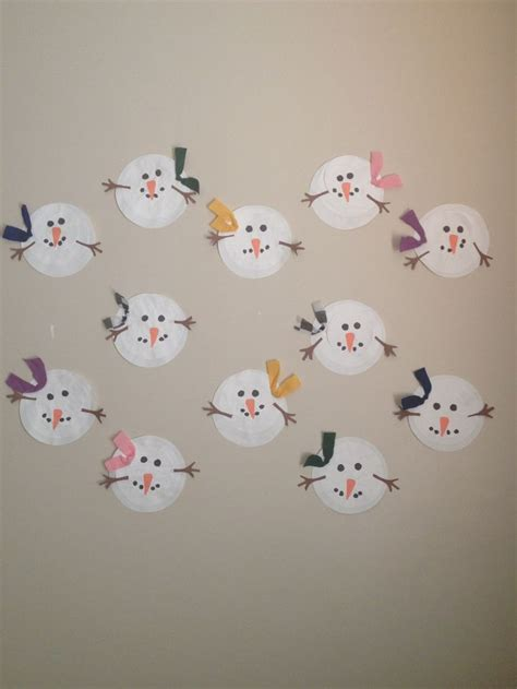 christmas crafts for 3 year old snowman craft did this craft with 2 year olds arts and craft ideas circles 2