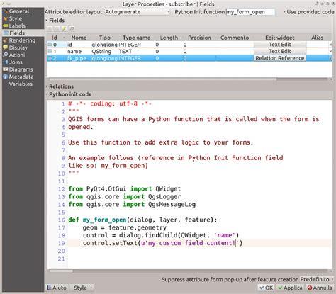 using edit forms in qgis www qgis nl qgis hack fest in las palmas a quick report open web