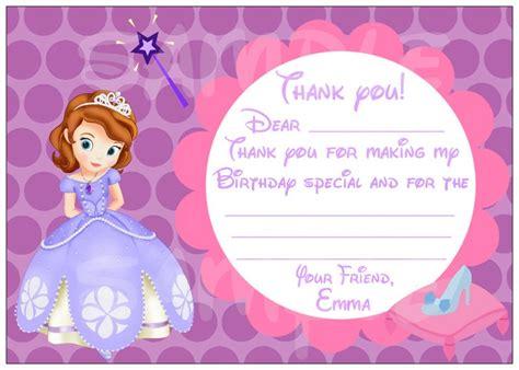 sofia the free invitation templates sofia the free invitation templates printable