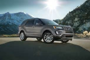 Ford Explorer Colors 2017 Ford 174 Explorer Suv Photos Colors 360
